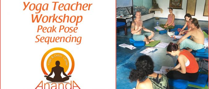 Peak Pose Sequencing Workshop