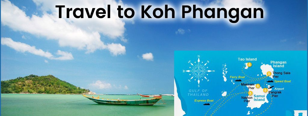 Travel To Koh Phangan For Yoga