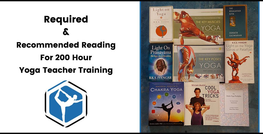 200 Hour Teacher Training Reading List