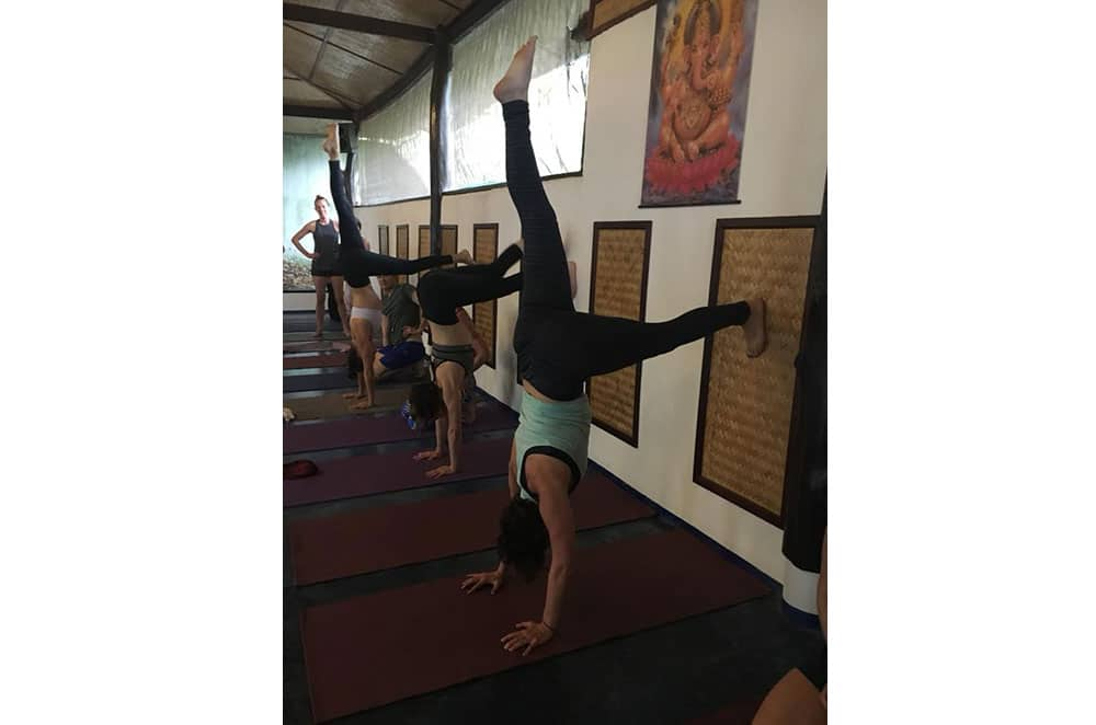 Handstand Clinic