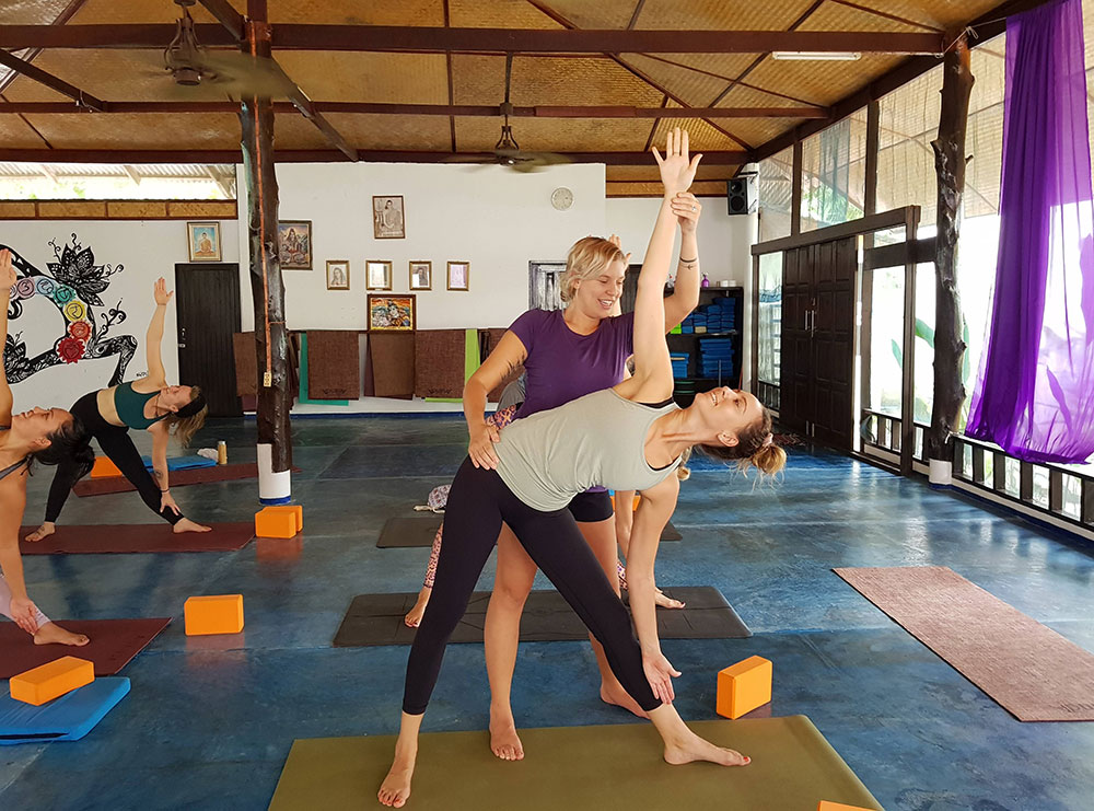 Best Yoga Teacher Training