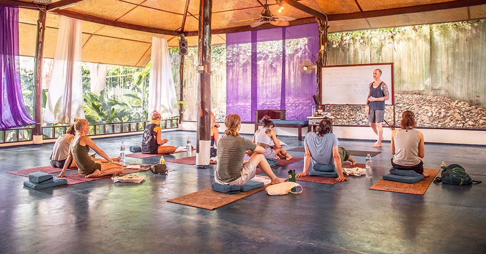 Professional Yoga Teacher Training