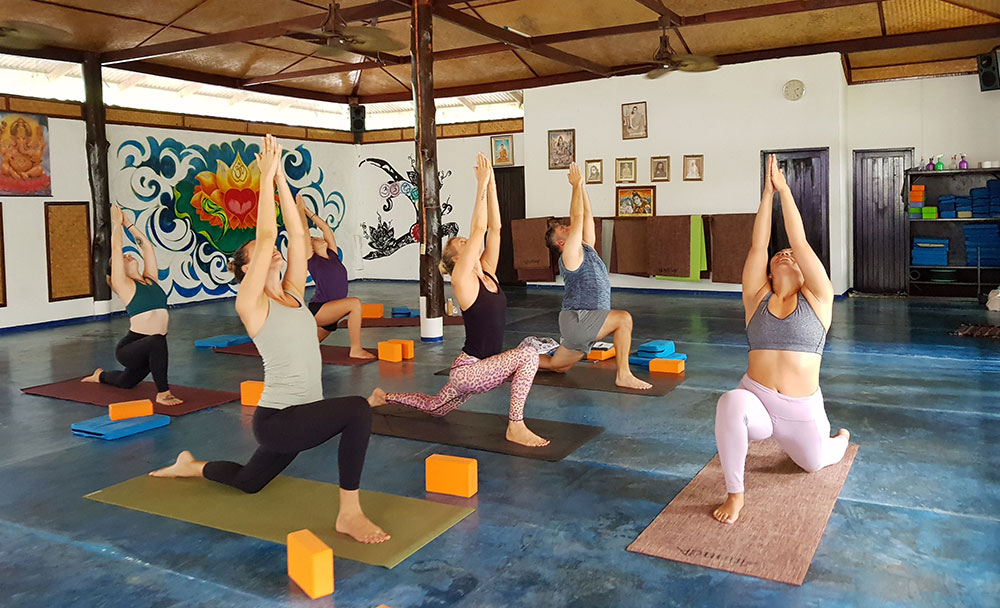 Thailand Yoga Teacher Training