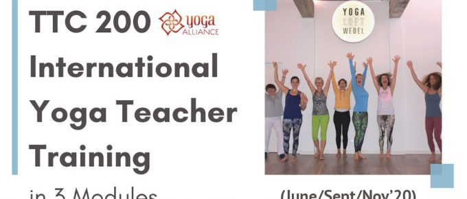 Hamburg Yoga Teacher Training