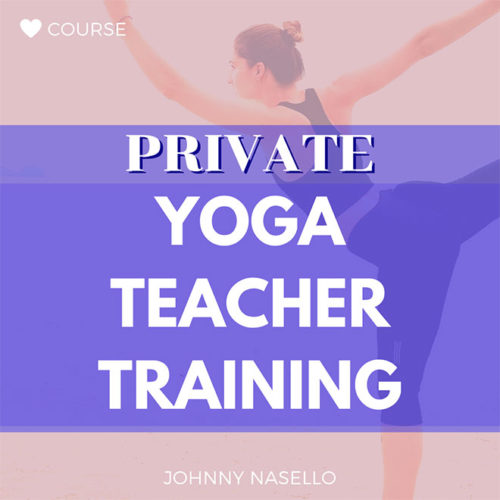Private Yoga Teacher Training