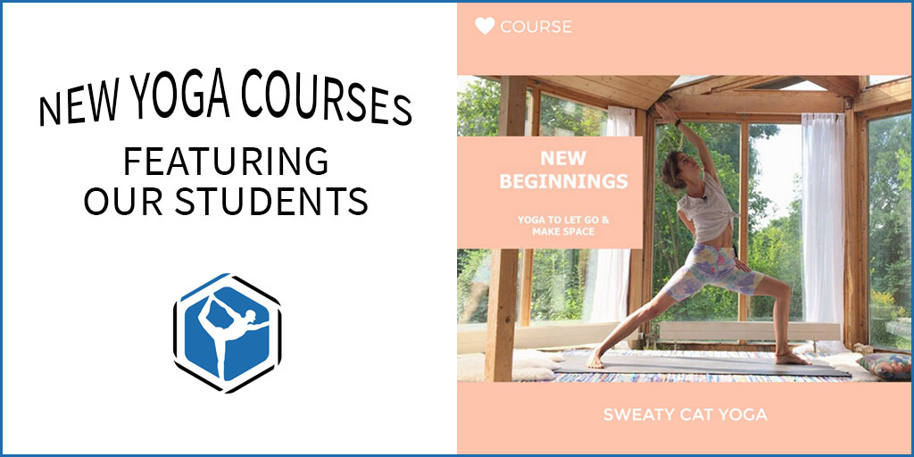 yoga courses featuring our students